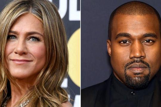 Kanye West sốc vì lời kêu gọi phản đối bỏ phiếu của Jennifer Aniston