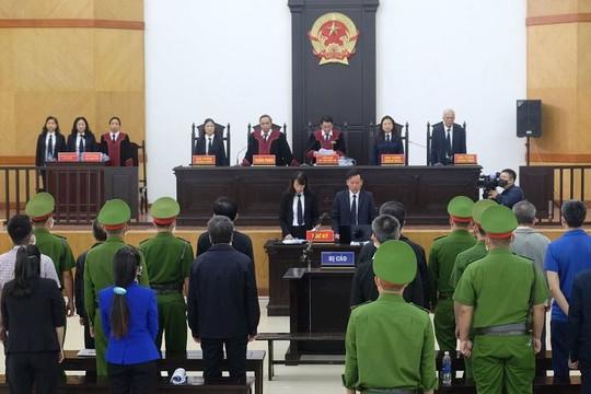 """Luật sư chỉ ra vai trò """"mờ nhạt"""" của cựu Phó tổng giám đốc BIDV"""