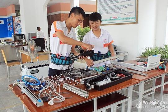 Khởi động cuộc thi khoa học kỹ thuật học sinh trung học 2020-2021