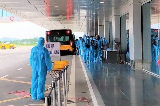 Thêm 1 người nhập cảnh mắc COVID-19, Việt Nam có 1.173 bệnh nhân