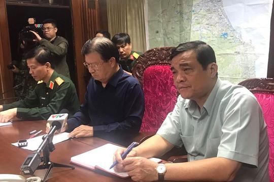 Khẩn trương cứu hộ sau vụ sạt lở đất vùi lấp nhiều người ở Quảng Nam