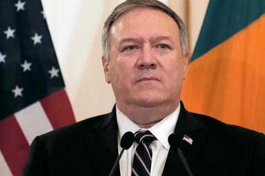 Ngoại trưởng Mỹ bác yêu sách của Trung Quốc, ủng hộ Indonesia bảo vệ chủ quyền vùng biển trước khi đến Việt Nam
