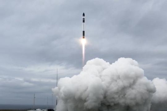 Rocket Lab phóng 10 vệ tinh quan sát Trái đất lên quỹ đạo