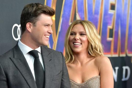 Scarlett Johansson dùng hôn lễ để quyên góp từ thiện