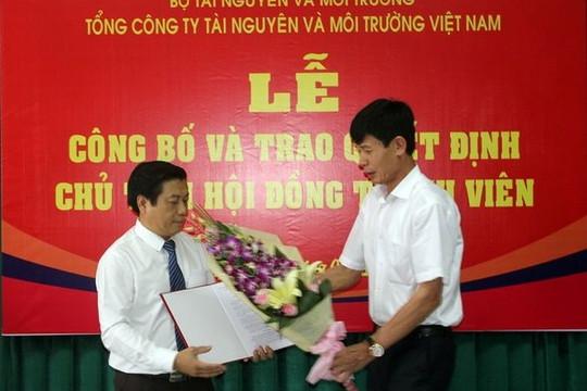 Trượt Ban chấp hành Đảng bộ, vẫn giữ chức Chủ tịch Công ty VINAREN
