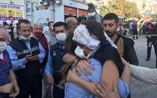 Ít nhất 22 người thiệt mạng vì động đất gần Thổ Nhĩ Kỳ