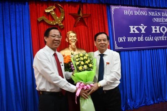 Bến Tre: Ông Trần Ngọc Tam được bầu giữ chức Chủ tịch UBND tỉnh