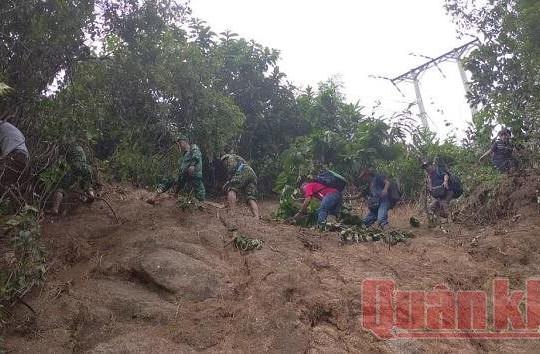 70 công nhân nhà máy thủy điện Đăk Mi 2 đã thoát khỏi vị trí cô lập