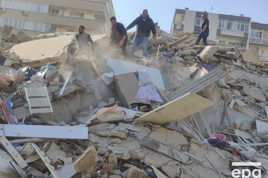 Nhiều người chết và hơn 120 người bị thương trong trận động đất ở Hy Lạp và Thổ Nhĩ Kỳ