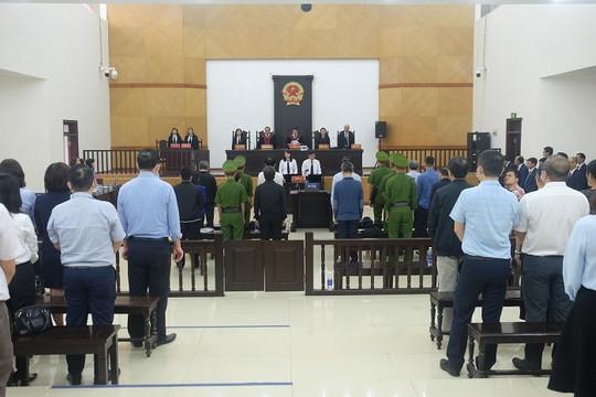 Cựu Phó tổng giám đốc BIDV Trần Lục Lang lĩnh án 8 năm tù