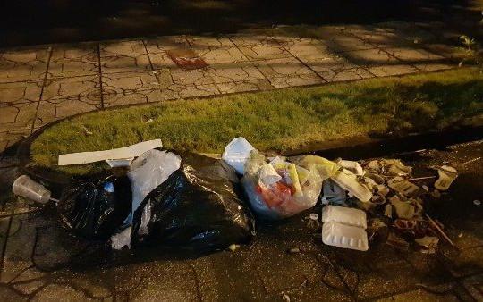 Sóc Trăng: Gom hơn 4 tấn rác sau lễ hội Oóc Om Bóc