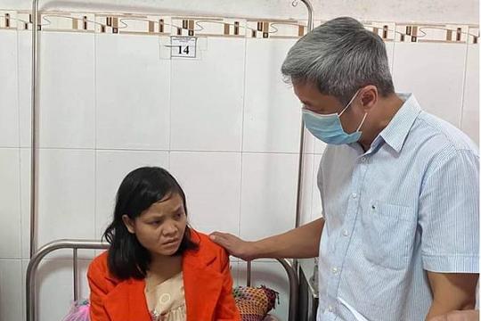 """Thứ trưởng Bộ Y tế : """"Quảng Nam không được để người dân ăn mì gói dài ngày"""""""