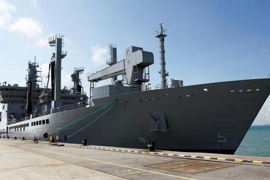 Mỹ, Ấn Độ, Nhật và Úc bắt đầu tập trận hải quân lớn nhất 10 năm, răn đe Trung Quốc