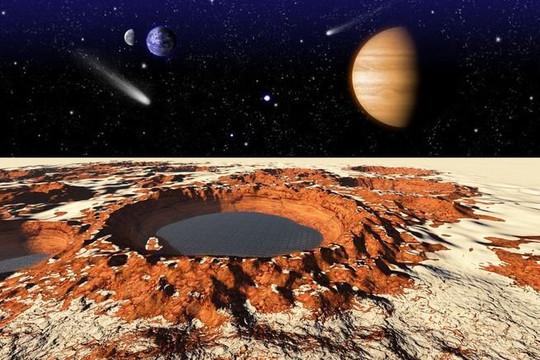 """8 điểm """"du lịch"""" thú vị nhất trên sao Hỏa"""