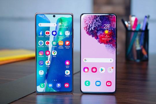 'Thất bại với Galaxy S20 và Note20, Samsung định bán smartphone có thể gập giá thấp'