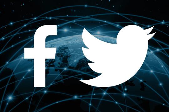 Facebook, Twitter khóa hàng loạt tài khoản ủng hộ ông Trump đăng tin về bầu cử