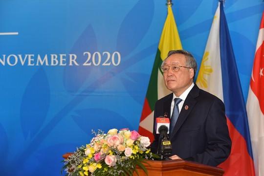 Ông Nguyễn Hòa Bình làm Chủ tịch Hội đồng Chánh án các nước ASEAN
