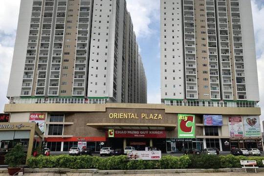 Yêu cầu Công ty Sơn Thuận bàn giao phí bảo trì tại chung cư Oriental Plaza
