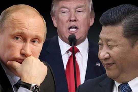 'Ông Putin, Tập Cận Bình có thể cười nhạo  Trump vì yêu cầu dừng các cuộc bỏ phiếu'