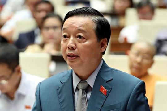 Bộ trưởng Trần Hồng Hà: Mất rừng không có nghĩa là nghĩ đến thủy điện