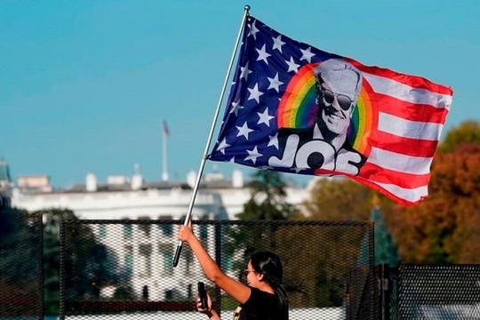 Không khí tại Mỹ sau thông tin ông Biden đắc cử