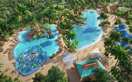 Các khu phức hợp du lịch nghỉ dưỡng đang phục hồi nhanh chóng