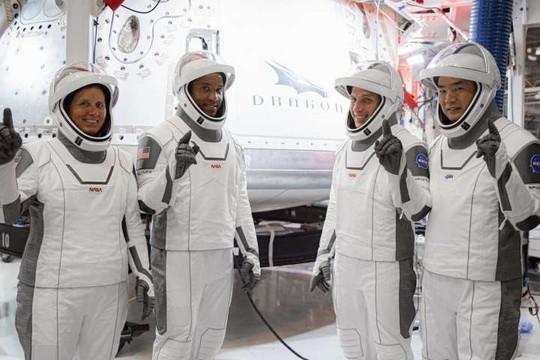SpaceX chuẩn bị đưa phi hành gia lên trạm vũ trụ ISS lần hai