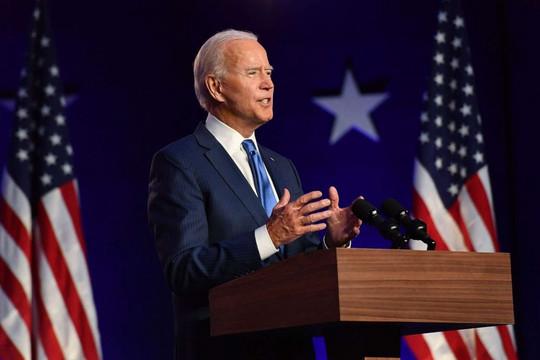 """Biden thách thức sự """"tự tin"""" nhiệm kỳ hai của chính quyền Trump"""