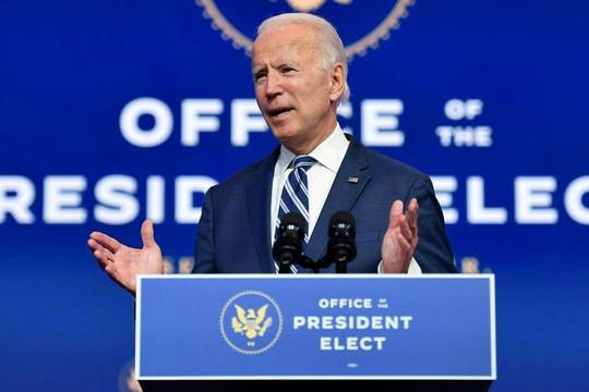 Hàng chục tin nhắn chúc mừng Biden từ các nhà lãnh đạo nước ngoài bị chính quyền Trump giữ lại