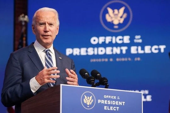 Đề nghị cho ông Biden được nhận báo cáo tình báo hằng ngày