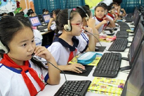 Khởi động cuộc thi Tin học Quốc tế IC3 Spark  cho bậc tiểu học