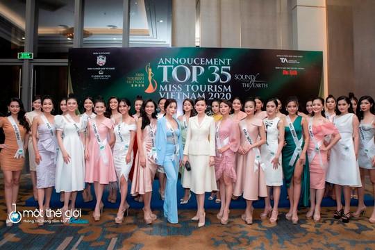 VIDEO: Top 35 thí sinh Miss Tourism Vietnam 2020