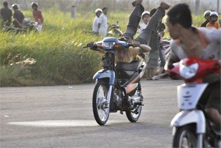 Cách Campuchia dẹp nạn đua xe