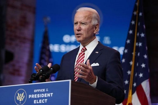 Ông Biden muốn cùng đồng minh lập quy tắc thương mại toàn cầu, đối phó với Trung Quốc