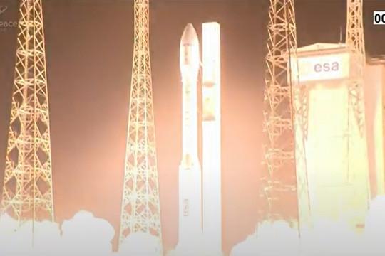 Tên lửa Vega gặp sự cố khi phóng, làm mất vệ tinh của Tây Ban Nha và Pháp