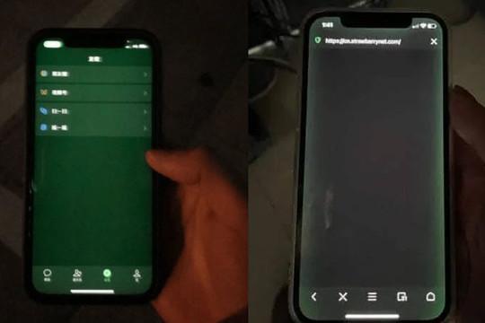 Cách kiểm tra iPhone 12 có lỗi màn hình xanh không trước khi mua