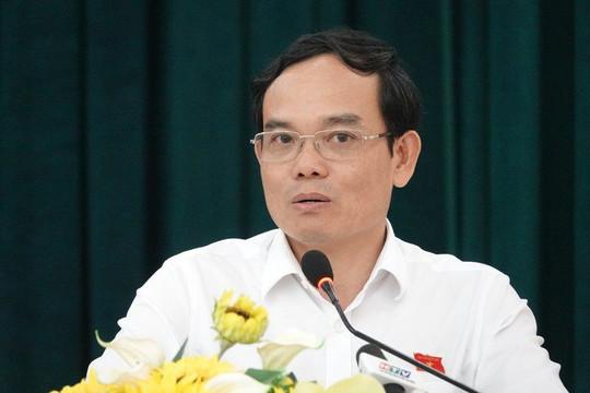 Phó bí thư Thành ủy TP.HCM xin lỗi cử tri vì giải quyết vấn đề Thủ Thiêm chậm trễ