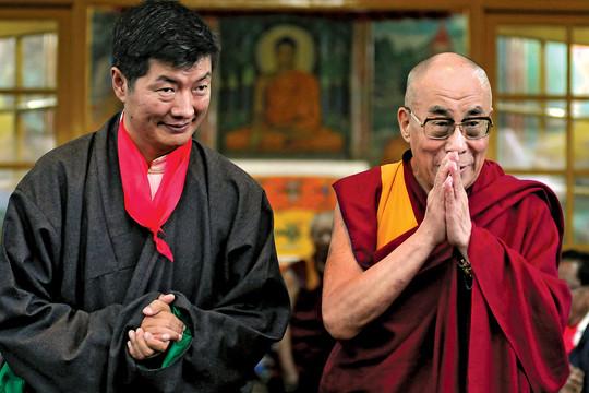 Nhà lãnh đạo Tây Tạng thăm Nhà Trắng lần đầu sau 60 năm, trêu ngươi Trung Quốc