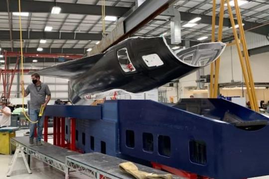 Mỹ chế tạo máy bay siêu thanh tốc độ gần 7.400 km/h