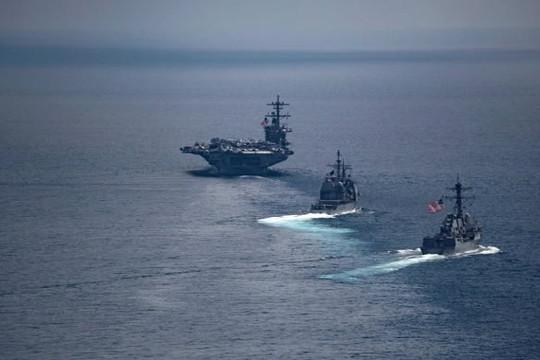 'Hạm đội hải quân mới của Mỹ sẽ chặn ngay yết hầu Trung Quốc'