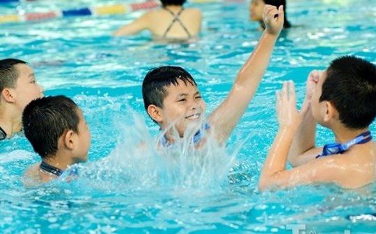 TP.HCM yêu cầu các trường có trách nhiệm khi tổ chức hoạt động bơi