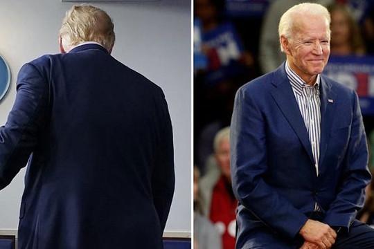 Donald Trump và Joe Biden: Hai sắc thái trái ngược