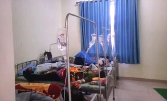 157 người nhập viện sau tiệc làng khánh thành chùa thôn Lai Hạ
