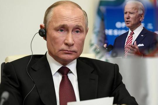 Ông Putin nói rõ lý do chưa xem Biden là Tổng thống Mỹ