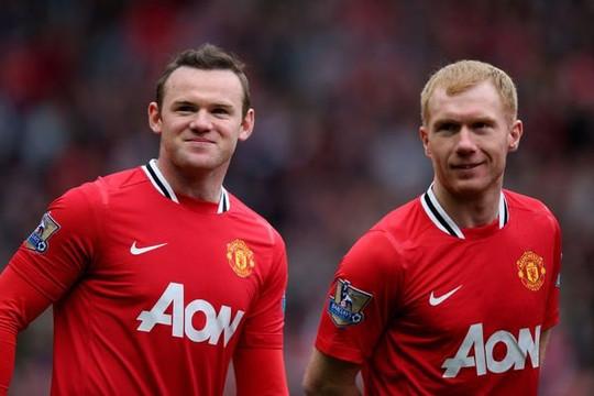 Rooney giải thích lý do đánh giá cao Scholes hơn Ronaldo