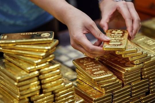 Chỉ sau một đêm, giá vàng quay đầu tăng cả 1 triệu đồng/lượng