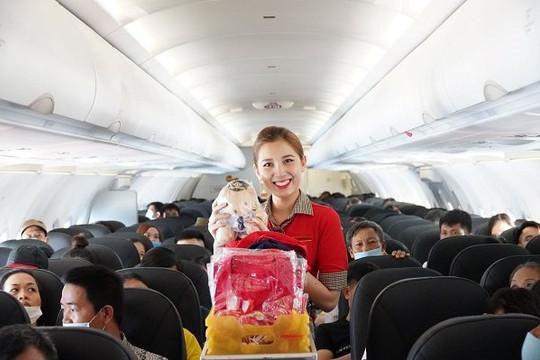Cùng Vietjet bay khắp Việt Nam với hàng triệu vé 0 đồng đón Black Friday