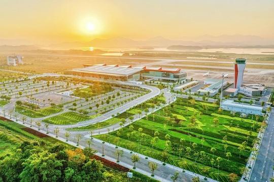 Sân bay Vân Đồn 'xanh như resort' đẹp cỡ nào?