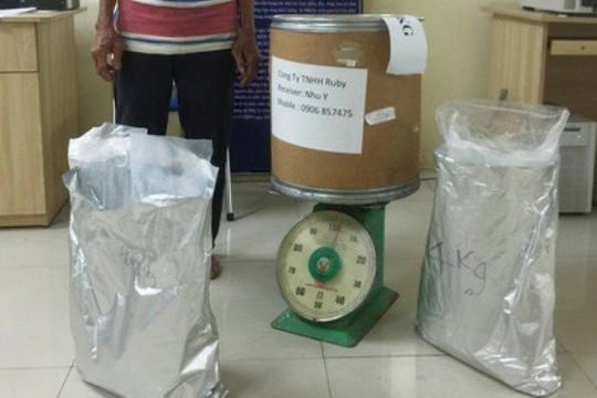 An Giang: Mang gần 11kg ma túy từ Campuchia sang Việt Nam