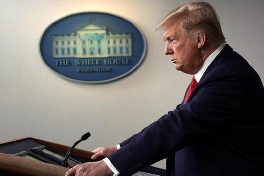 Ông Trump ra điều kiện rời Nhà Trắng